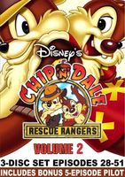 Chip 'n Dale Rescue Rangers movie poster (1989) picture MOV_41565dc5