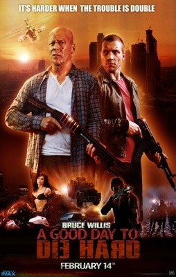 A Good Day to Die Hard movie poster (2013) poster MOV_41576eff