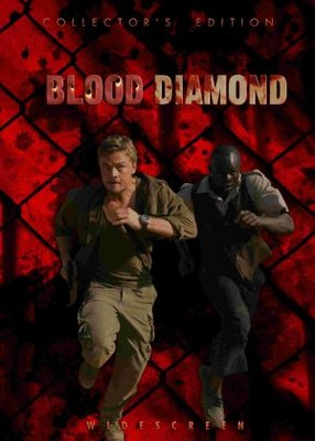 Blood Diamond movie poster (2006) poster MOV_415f2c2b
