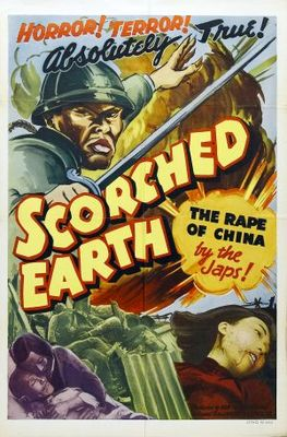 The Scorched Earth movie poster (1942) poster MOV_415fe66c