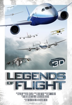 Legends of Flight movie poster (2010) poster MOV_4161d3a4