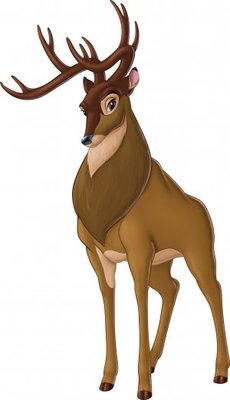 Bambi movie poster (1942) poster MOV_41628b3e