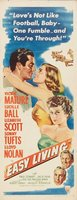 Easy Living movie poster (1949) picture MOV_4164709d