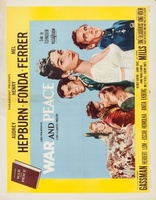 War and Peace movie poster (1956) picture MOV_416784c8
