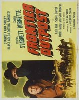 Frontier Outpost movie poster (1950) picture MOV_417269a6
