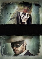 The Lone Ranger movie poster (2013) picture MOV_41773fa0