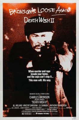 Death Wish II movie poster (1982) poster MOV_41790bc6