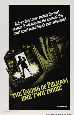 The Taking of Pelham One Two Three movie poster (1974) poster MOV_417a09f0