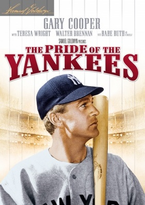 The Pride of the Yankees movie poster (1942) poster MOV_417d72a2