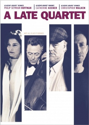 A Late Quartet movie poster (2012) poster MOV_417fb6fa