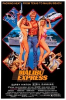 Malibu Express movie poster (1985) picture MOV_4180ef50