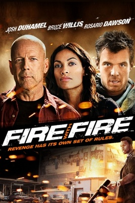 Fire with Fire movie poster (2012) poster MOV_4186c676