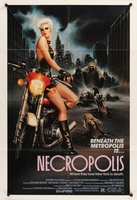 Necropolis movie poster (1987) picture MOV_fd1f1a8b