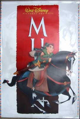 Mulan movie poster (1998) poster MOV_4187b33f