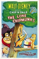 The Lone Chipmunks movie poster (1954) picture MOV_418ab671