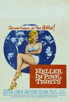 Heller in Pink Tights movie poster (1960) picture MOV_41903ba2