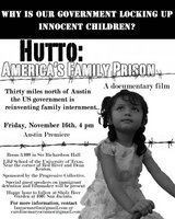 T. Don Hutto: America's Family Prison movie poster (2007) picture MOV_41913c92