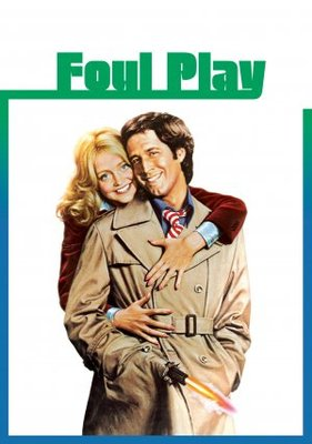 Foul Play movie poster (1978) poster MOV_41915484