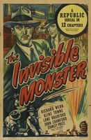The Invisible Monster movie poster (1950) picture MOV_2dec0e88