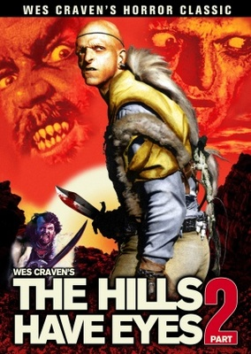 The Hills Have Eyes Part II movie poster (1985) poster MOV_419ae29d