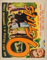 Nine Girls movie poster (1944) picture MOV_419b04c5