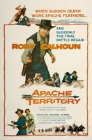 Apache Territory movie poster (1958) picture MOV_419de209