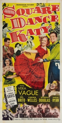 Square Dance Katy movie poster (1950) poster MOV_419e2b99