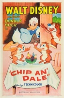 Chip an' Dale movie poster (1947) picture MOV_2610e2b9