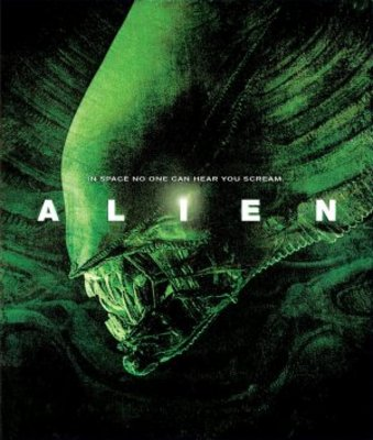 Alien movie poster (1979) poster MOV_41a273b3