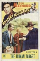Mystery Mountain movie poster (1934) picture MOV_41a3edda