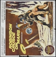 Robinson Crusoe on Mars movie poster (1964) picture MOV_41abfda7