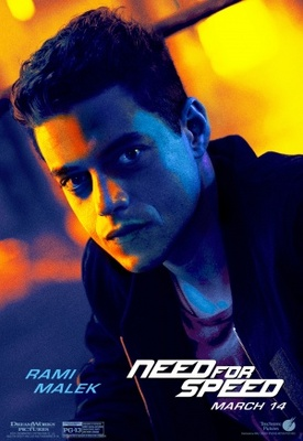 Need for Speed movie poster (2014) poster MOV_41ad9e59