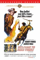 Welcome to Hard Times movie poster (1967) picture MOV_41b3f9f0
