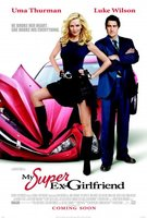 My Super Ex Girlfriend movie poster (2006) picture MOV_8ad06524