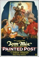 Painted Post movie poster (1928) picture MOV_41b7cfc3