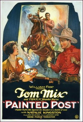 Painted Post movie poster (1928) poster MOV_41b7cfc3