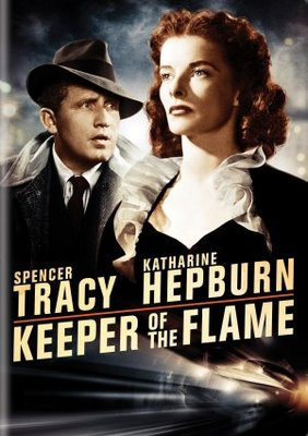 Keeper of the Flame movie poster (1942) poster MOV_41bf731f