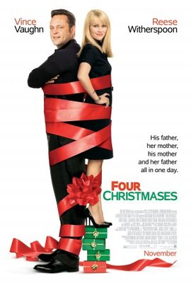 Four Christmases movie poster (2008) poster MOV_41c1da92