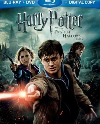 Harry Potter and the Deathly Hallows: Part II movie poster (2011) poster MOV_41c39227