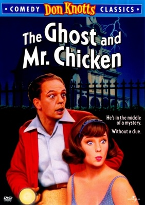 The Ghost and Mr. Chicken movie poster (1966) poster MOV_41c77cfe