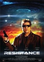 Resistance movie poster (2012) picture MOV_41caab69
