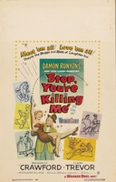 Stop, You're Killing Me movie poster (1952) picture MOV_41cd4e8f