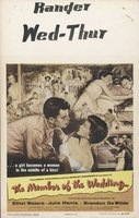 The Member of the Wedding movie poster (1952) picture MOV_41d2e503
