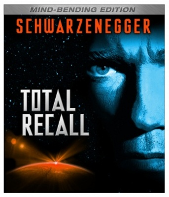 Total Recall movie poster (1990) poster MOV_41d71cfd