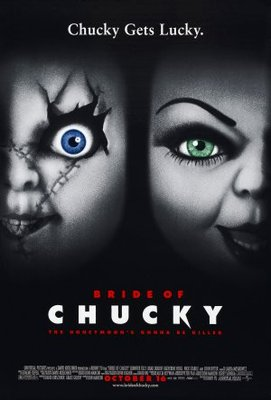 Bride of Chucky movie poster (1998) poster MOV_41dcd416