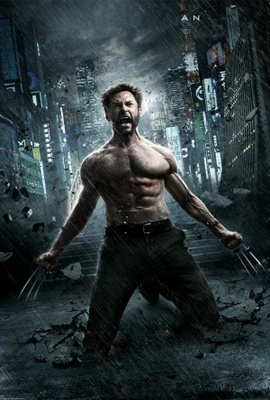 The Wolverine movie poster (2013) poster MOV_41dd9810