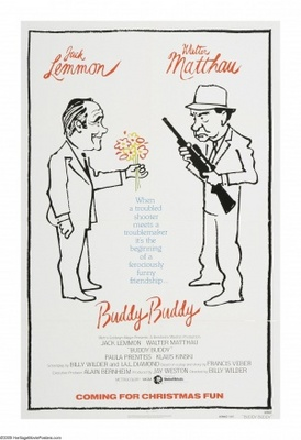 Buddy Buddy movie poster (1981) poster MOV_41e06aa8