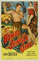 Bomba and the Jungle Girl movie poster (1952) picture MOV_41e5f7ff