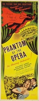 Phantom of the Opera movie poster (1943) picture MOV_41e61fd8