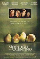 Moonlight and Valentino movie poster (1995) picture MOV_41ecab97